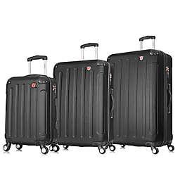 DUKAP® Intely 3-Piece Smart Featured Luggage Set
