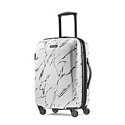 American Tourister® Moonlight 21-Inch Hardside Spinner Carry On Luggage in Marble