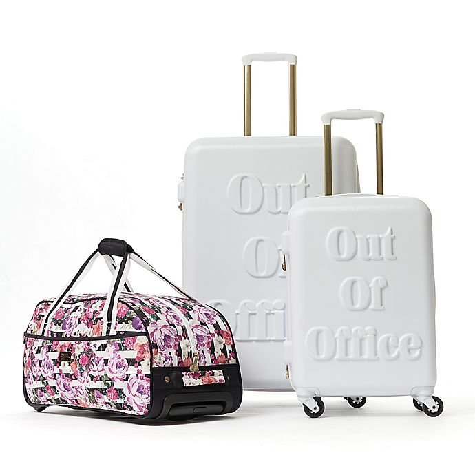 Macbeth Collection® by Margaret Josephs Out of Office Luggage Collection 74110cb584d8d