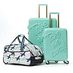 Macbeth Collection® by Margaret Josephs Take Me Away 3-Piece Luggage Set