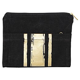 CB Station Brushed Canvas Pocket Clutch Collection