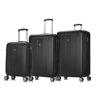 DUKAP® Crypto Hardside Spinner Luggage Collection