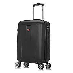DUKAP® Crypto 20-Inch Hardside Spinner Carry On Luggage
