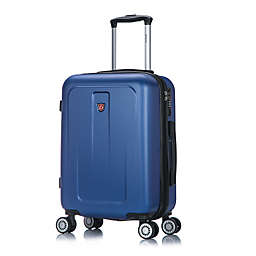 DUKAP® Crypto 20-Inch Hardside Spinner Carry On Luggage