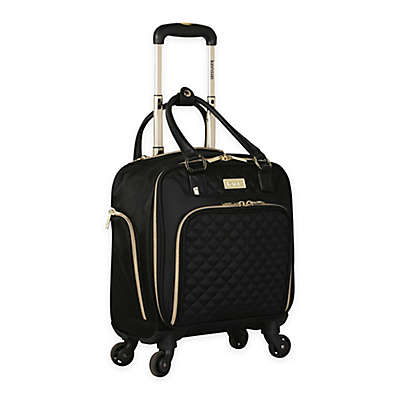 Kensie 16-Inch Rolling Underseater Carry On