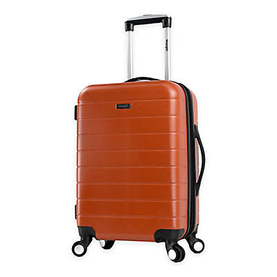 Traveler's Club® Wrangler Expandable Spinner Carry On