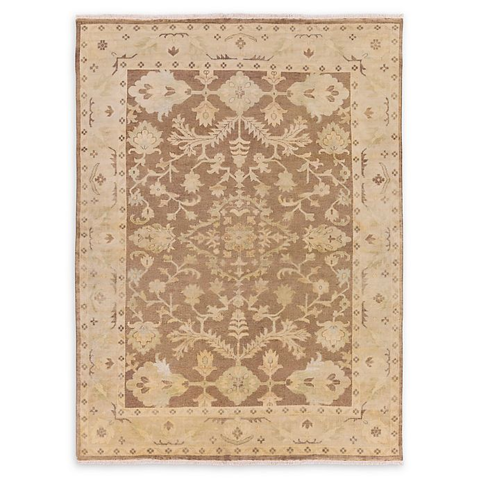 Alternate image 1 for Surya Hillcrest 8' x 11' Area Rug in Cream/Taupe