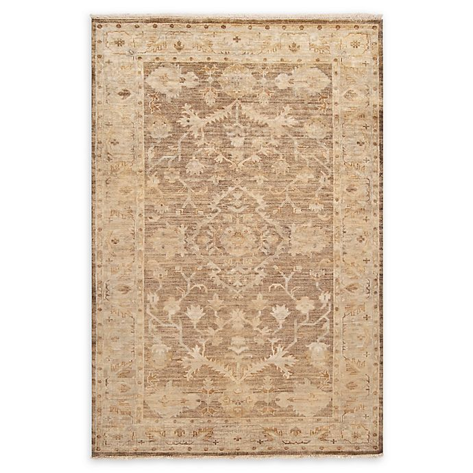 Alternate image 1 for Surya Hillcrest 9' x 13' Area Rug in Cream/Taupe