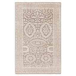 Surya Cappadocia Vintage-Inspired 5'6 x 8'6 Area Rug in Khaki/Taupe