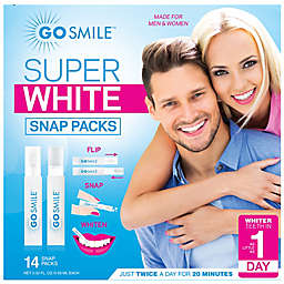 Go Smile 1-Week 14-Count Teeth Whitening Pack
