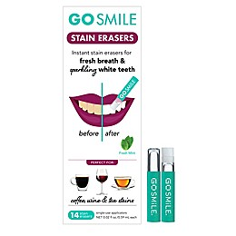 Go Smile 14-Pack Teeth Stain Erasers