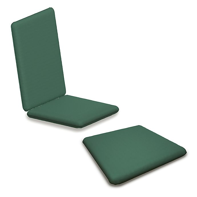 POLYWOOD® Outdoor Chair Cushion Collection In Sunbrella