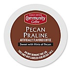 18-Count Community Coffee® Pecan Praline Coffee for Single Serve Coffee Makers