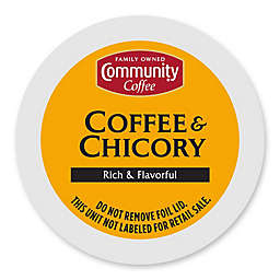 Community Coffee® Coffee & Chicory Blend Pods for Single Serve Coffee Makers 18-Count