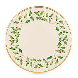 Lenox® Holiday™ Dinner Plate in White