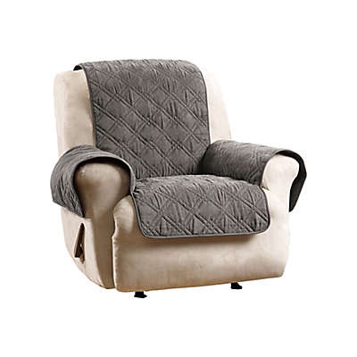 Sure Fit Quilted Pet Recliner Cover