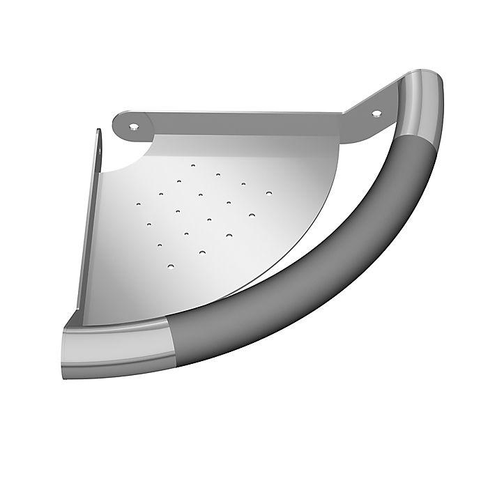 Alternate image 1 for Pulse ShowerSpas10-Inch Ergo Corner Bar in Chrome