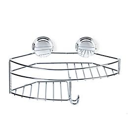Better Living Stick'N Lock Plus KROMA Combo Shower Basket