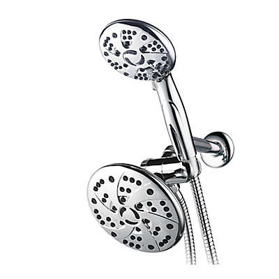 RainSpa 3-in-1 Rainfall Combination Showerhead