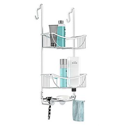 Better Living 3-Tier Aluminum Over the Door Shower Caddy