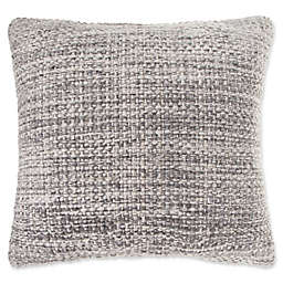 Carrera Woven Square Throw Pillow