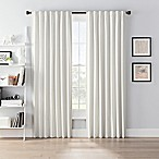 SmartBlock™ Chroma 63-Inch Rod Pocket Blackout Window Curtain Panel in Ivory