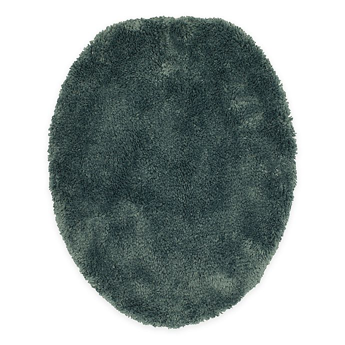 Alternate image 1 for Wamsutta® Ultra Soft Universal Toilet Lid Cover in Mineral