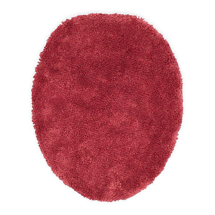 Alternate image 1 for Wamsutta® Ultra Soft Universal Toilet Lid Cover in Slate Rose