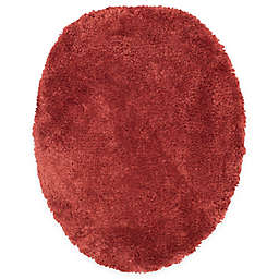 Wamsutta® Ultra Soft Universal Toilet Lid Cover in Rusty Coral