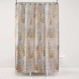 Magic Christmas Shower Curtain Collection