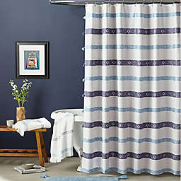 Bedeck Kuro Shower Curtain Collection