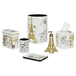 Paris Themed Bathroom Accessories Bed Bath Beyond
