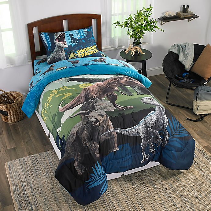 Alternate image 1 for Jurassic World 2™ Reversible Comforter