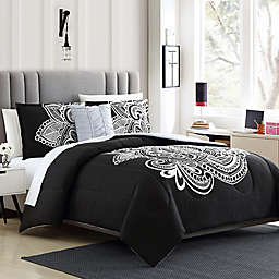 Black And White Comforter Sets Bed Bath Beyond