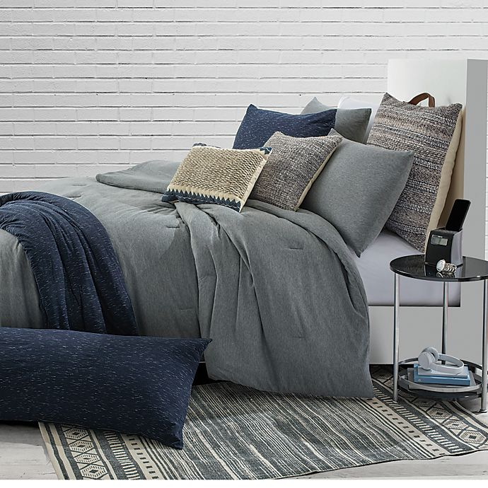 Jersey Knit Comforter Set Bed Bath Amp Beyond