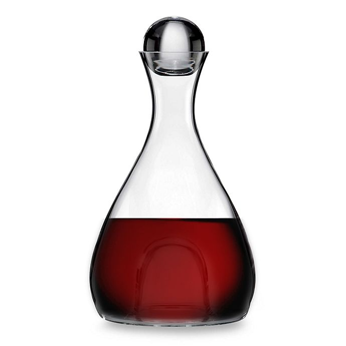 Alternate image 1 for Lenox® Tuscany Classics® Aerating Wine Decanter with Stopper