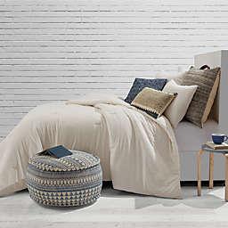 Solid Jersey Comforter Set