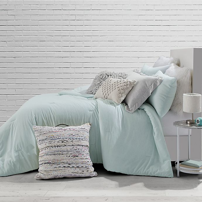 Alternate image 1 for Style Co-Op Solid Jersey Comforter Set