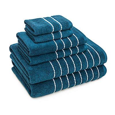 American Dawn Inc. Burke 6-Piece Towel Set