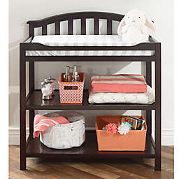 Sorelle Berkley Changing Table in Espresso