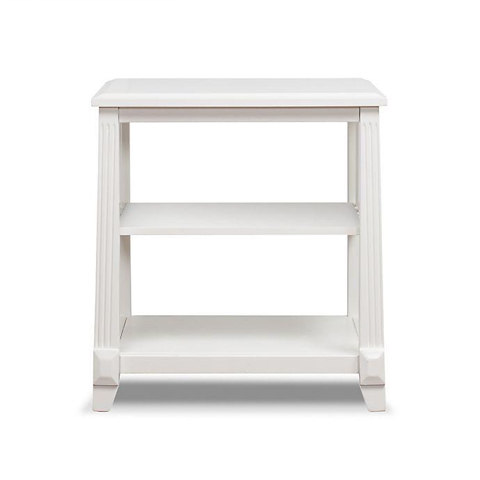 Alternate image 1 for Sorelle Berkley Nightstand in White