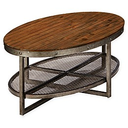 INK+IVY Sheridan Coffee Table in Chestnut