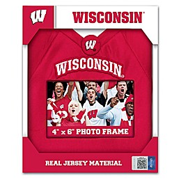 University of Wisconsin Uniformed Frame