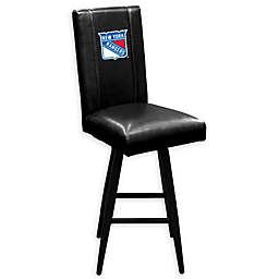 NHL New York Rangers Swivel Bar Stool 2000