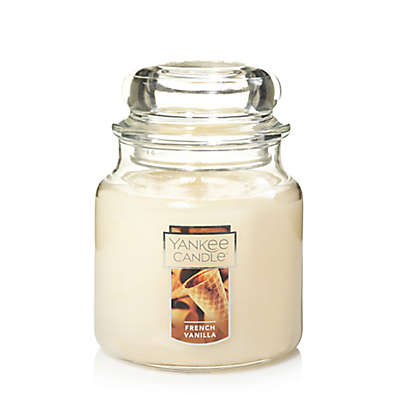 Yankee Candle® Housewarmer® French Vanilla Medium Classic Jar Candle