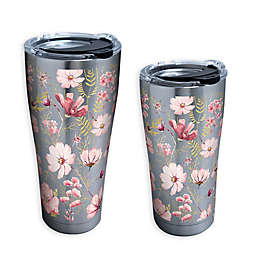 Tervis® Pale Tonal Chic Floral Stainless Steel Tumbler with Lid