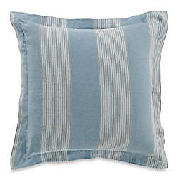 Bellora® Luxury Venus European Pillow Sham in Blue