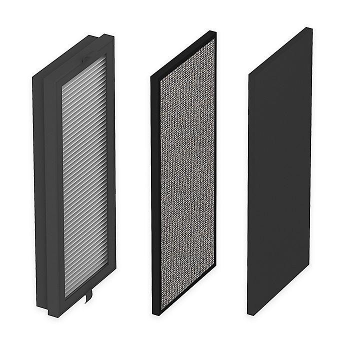 Alternate image 1 for Lasko® 3-Pack HEPA-Type Filters for Lasko Desktop Air Purifier