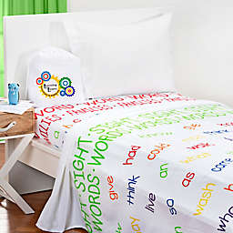 Learning Linens Word Families Sheet Set
