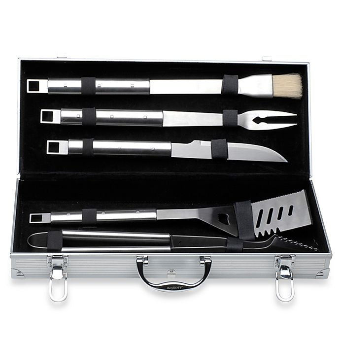 Alternate image 1 for BergHOFF® Cubo 6-Piece Barbecue Set